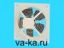 Оконный осевой вентилятор серии HXM