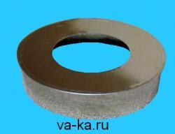 Заглушка из нержавеющей стали 0,5 D=110мм