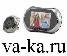GSM видеоглазок R12 GSM