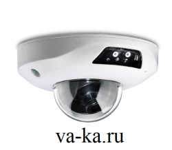 AD11-43B2.8NIL-P Антивандальная IP-камера 1080P