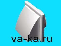 Приточно-вытяжная решетка МВ 102 Вк