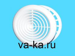 Решетка диффузорная круглая 100мм
