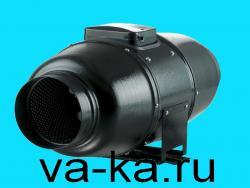 Бесшумный канальный вентилятор Вентс ТТ Сайлент-М 160
