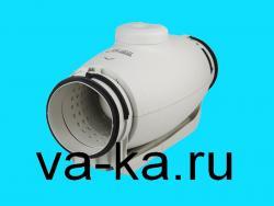Бесшумный канальный вентилятор S&P TD 1000/200 Silent