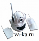 Поворотная IP камера Zodiak 909 Home Safety