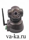 Управляемая IP камера видеонаблюдения SAF-IP150