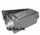 Фильтр канальный для круглых каналов ФВК - 125
