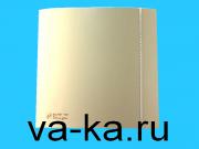 (Soler & Palau) Вентилятор накладной Silent 100 CZ Design Swarovski Ivori (страз