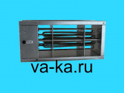 Прямоугольный канальный нагреватель NEP 30-15/4,5