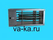 Прямоугольный канальный нагреватель NEP 50-25/22,5