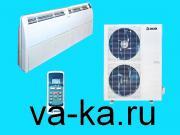 Напольно-потолочный кондиционер Sakata SIB-100TAY/SOB-100YA