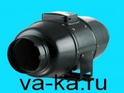 Бесшумный канальный вентилятор Вентс ТТ Сайлент-М 125