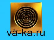 (Soler & Palau) Вентилятор накладной Silent 100 CZ Gold (золотой)
