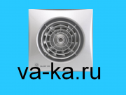 (Soler & Palau) Вентилятор накладной Silent 100 CRZ Silver (хром)