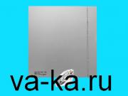 (Soler & Palau) Вентилятор накладной Silent 100 CZ Design Swarovski Silver (стра