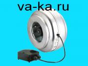 Вентилятор канальный S&P Vent 125 L 410м3/ч