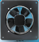 Осевой вентилятор WOKS 500 6000м3/час