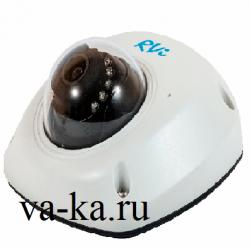 RVi-IPC31MS-IR Купольная IP-камера видеонаблюдения