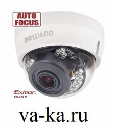 BD3570DRZ BEWARD IP камера 3Мп купольная с ИК подсветкой