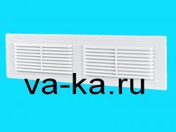 Решетка дверная приточно-вытяжная МВ 380/2