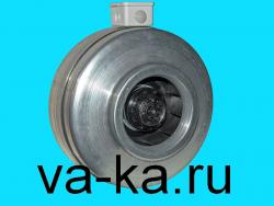 Канальный вентилятор ВКВ 125 Е 350м3/ч