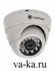 IP-E021.0(3.6) Optimus Купольная IP-камера
