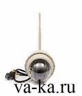 Уличная поворотная IP WiFi камера 935W (WiFi, P2P, HD, 1МП, ИК, металл, запись н