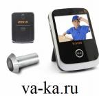 Беспроводной видеоглазок KIVOS KDB 307 (HS-WD302B)