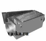 Фильтр канальный для круглых каналов ФВК - 100