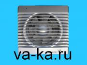 (Soler & Palau) Вентилятор накладной Decor 100 C Silver (хром)