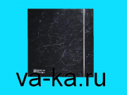 (Soler & Palau) Вентилятор накладной Silent 100 CZ Design Marble Black (мраморны