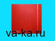 (Soler & Palau) Вентилятор накладной Silent 100 CZ Design Red (красный)