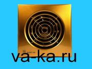 (Soler & Palau) Вентилятор накладной Silent 200 CZ Gold (золотой)