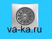 (Soler & Palau) Вентилятор накладной Silent 100 CZ Silver (хром)